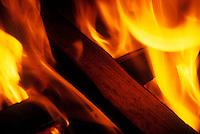 Queimadas e fogos.<br /> Foto Paulo Santos