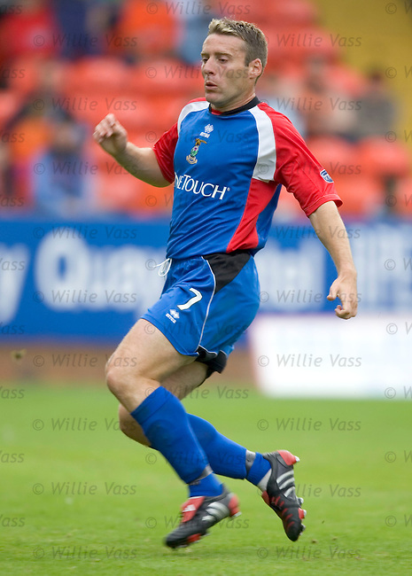 Barry Wilson, Inverness Caledonian Thistle.stock season 2004-2005.pic willie vass