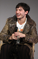 NEW YORK, NY November 09:Ezra Miller  at Apple presents Meet the Cast of Fantastic Beasts and Where to Find Them at Apple Soho  in New York .November 09, 2016. Credit:RW/MediaPunch