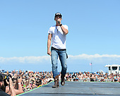FORT LAUDERDALE FL - APRIL 08: Granger Smith performs during the Tortuga Music Festival held at Fort Lauderdale Beach on April 08, 2017 in Fort Lauderdale, Florida. : Credit Larry Marano © 2017