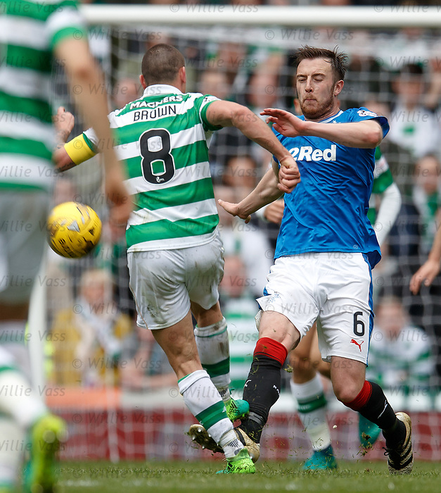 Danny Wilson and Scott Brown