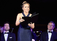 09 March 2016 - London, England - Miranda Raison performs as the Prince of Wales hosts a gala concert marking the 10th anniversary of the Children and the Arts charity at St James's Palace, London. Photo Credit: ALPR/AdMedia