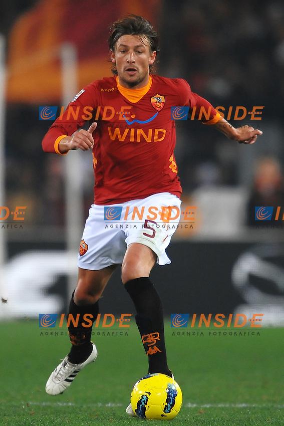 Gabriel HEINZE Roma.Roma 20/11/2011 Stadio Olimpico.Football Calcio Serie A 2011/2012.Roma Vs Lecce.Foto Insidefoto Andrea Staccioli