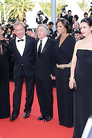"James Woods  Robert De Niro and his wife Grace Hightower attending the ""Madagascar III"" Premiere during the 65th annual International Cannes Film Festival in Cannes, France, 18.05.2012..Credit: Timm/face to face/MediaPunch Inc. ***FOR USA ONLY***"