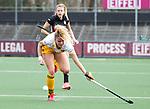 AMSTELVEEN - Hockey - Hoofdklasse competitie dames. AMSTERDAM-DEN BOSCH (3-1) . Maartje Krekelaar (Den Bosch)    COPYRIGHT KOEN SUYK