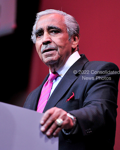 United States Representative Charlie Rangel (Democrat of New York) speaks at the National Urban League 2010 Conference at he Washington Convention Center in Washington, D.C. on Tuesday, July 27, 2010..Credit: Ron Sachs / CNP.(RESTRICTION: NO New York or New Jersey Newspapers or newspapers within a 75 mile radius of New York City)