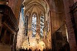 Chapel of the Santissim i Sant Pere by Barcelo, Cathedral, Palma, Majorca Mallorca, Spain