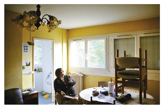 Chez Marie France Rabaini. Bondy 12 octobre 2009