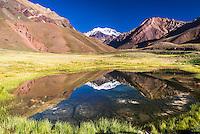 Aconcagua Provincial Park, Argentina