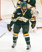 Shannon Bellefeuille (Vermont - 25) - The University of Vermont Catamounts defeated the Boston College Eagles 5-1 on Saturday, November 7, 2009, at Conte Forum in Chestnut Hill, Massachusetts.