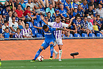 Getafe CF's Mauro Arambarri during La Liga match. August 31, 2018. (ALTERPHOTOS/A. Perez Meca)