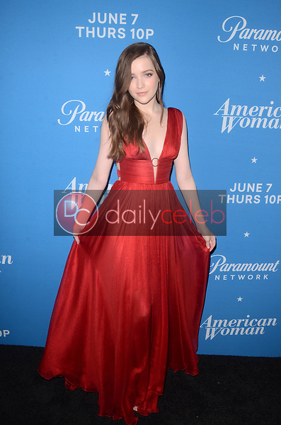 """Makenna James<br /> at the """"American Woman"""" Premiere Party, Chateau Marmont, Los Angeles, CA 05-31-18<br /> David Edwards/DailyCeleb.com 818-249-4998"""