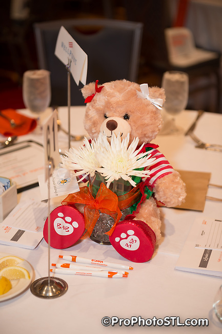YWCA women leaders 2014 luncheon at The Union Station in St. Louis, MO on Dec 5, 2014.