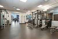 Gym at 230 West 56th Street