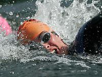 11 JUN 2006 - WINDSOR, GBR - Oliver Freeman - Windsor Triathlon including the British Elite Triathlon Championships .(PHOTO (C) NIGEL FARROW)