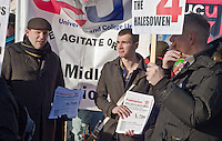 Halesowen 4 Demo 26th January 2013