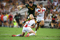 Matt Gillett.<br /> RLWC Mens Final.<br /> Australia v England.<br /> Suncorp Stadium. Brisbane, Australia<br /> Saturday 2 December 2017.<br /> Picture : NRL Photos MANDATORY CREDIT/BYLINE : NRL PHOTOS