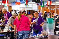 An event or get together sponsored by the American Cancer Society for cancer survivors and their families.