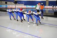 SPEEDSKATING: CALGARY: Olympic Oval, 30-11-2017, ISU World Cup training, ©photo Martin de Jong