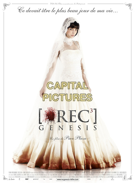 FRENCH POSTER ART.in [REC 3] Genesis (2012) .*Filmstill - Editorial Use Only*.CAP/FB.Supplied by Capital Pictures.
