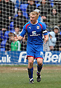 Mark Roberts of Stevenage. - Tranmere Rovers v Stevenage - npower League 1 - Prenton Park, Tranmere - 6th April, 2012 . © Kevin Coleman 2012