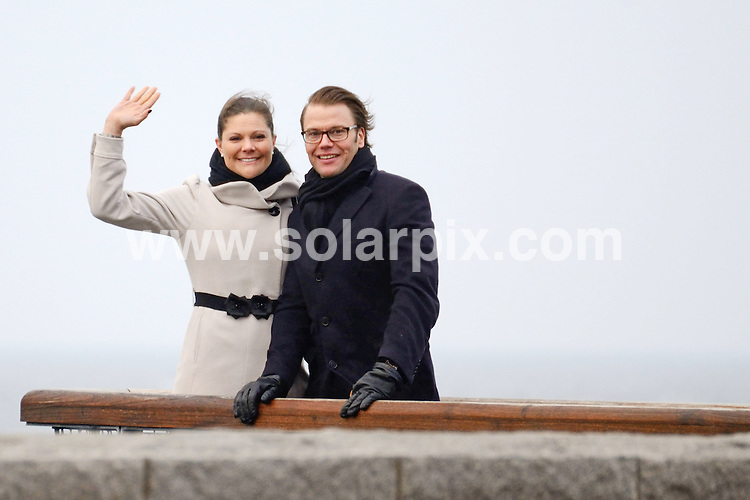 **ALL ROUND PICTURES FROM SOLARPIX.COM**                                             **UK AND SPAIN SYNDICATION RIGHTS ONLY**                                                                                  Caption: Crown Princess Victoria and Prince Daniel of Sweden during their three days visit in Malmo in Sweden. 9 March 2011                                                                              This pic: Princess Victoria and Prince Daniel                                                                                              JOB REF: 12946 CPR Nilsson        DATE: 09_03_2011                                                           **MUST CREDIT SOLARPIX.COM OR DOUBLE FEE WILL BE CHARGED**                                                                      **MUST AGREE FEE BEFORE ONLINE USAGE**                               **CALL US ON: +34 952 811 768 or LOW RATE FROM UK 0844 617 7637**