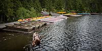 Lost Lake Hood River Oregon.