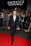Hugh Jackman, Aug 28, 2013 : Hugh Jackman attends 'The Wolverine' Japan Premiere at the Roppongi Hills on August 28, 2013 in Tokyo, Japan