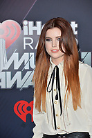 Sydney Sierota of Echosmith at the 2018 iHeartRadio Music Awards at The Forum, Los Angeles, USA 11 March 2018<br /> Picture: Paul Smith/Featureflash/SilverHub 0208 004 5359 sales@silverhubmedia.com