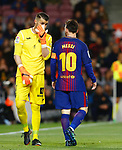FC Barcelona 3 a 1 CD Leganes Jornada 31 de liga, 7 April 2018, Estadio Camp Nou, Barcelona. Photo Martin Seras Lima