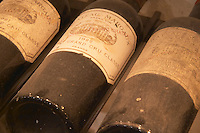 Chateau Margaux 1921, 1922 and 1923 from Margaux, Medoc, Bordeaux in a collection of all vintages of Bordeaux first growth clarets.  Ulriksdal Ulriksdals Wärdshus Värdshus Wardshus Vardshus Restaurant, Stockholm, Sweden, Sverige, Europe