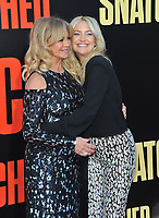 www.acepixs.com<br /> <br /> May 10 2017, LA<br /> <br /> Goldie Hawn (L) and Kate Hudson arriving at the premiere of 'Snatched' at the Regency Village Theatre on May 10, 2017 in Westwood, California<br /> <br /> By Line: Peter West/ACE Pictures<br /> <br /> <br /> ACE Pictures Inc<br /> Tel: 6467670430<br /> Email: info@acepixs.com<br /> www.acepixs.com