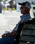 For some the Warren County Fair was a lot of work, fun and an opportunity to sit and reflect.