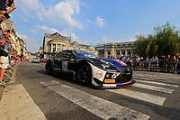 #114 EMIL FREY LEXUS RACING (CHE) LEXUS RC F GT3 PRO CUP STEPHANE ORTELLI (MCO) NORBERT SIEDLER (AUT) MARKUS PALTTALA (FIN)