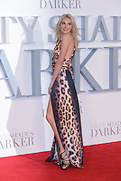 www.acepixs.com<br /> <br /> February 9 2017, London<br /> <br /> Stephanie Pratt arriving at the UK Premiere of 'Fifty Shades Darker' at the Odeon Leicester Square on February 9, 2017 in London, United Kingdom. <br /> <br /> By Line: Famous/ACE Pictures<br /> <br /> <br /> ACE Pictures Inc<br /> Tel: 6467670430<br /> Email: info@acepixs.com<br /> www.acepixs.com