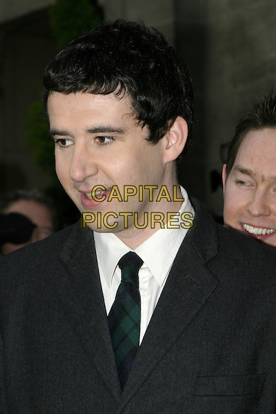 BELLE & SEBASTIAN.Nationwide Mercury Music Prize - Arrivals.Grosvenor House, London, W1 .September 7th, 2004.headshot, portrait.www.capitalpictures.com.sales@capitalpictures.com.© Capital Pictures.