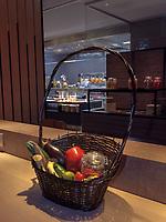 Restaurant im Hotel Courtyard by Marriott Hamburg City, Adenauerallee 52 , Hamburg, Deutschland, Europa<br /> Restaurant  in Hotel Courtyard by Marriott Hamburg City, Adenauerallee 52 , Hamburg, Germany, Europe