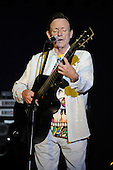 POMPANO BEACH, FL - AUGUST 10:  Jack Bruce, bassist from 1960s band Cream, has died aged 71, his publicist confirms. <br /> Jack Bruce performs during Hippiefest at Pompano Beach Amphitheater August 10, 2008 in Pompano Beach FL. (Photo By Larry Marano)