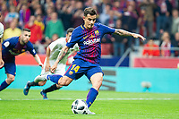 FC Barcelona Phillippe Coutinho during King's Cup Finals match between Sevilla FC and FC Barcelona at Wanda Metropolitano in Madrid, Spain. April 21, 2018. (ALTERPHOTOS/Borja B.Hojas)