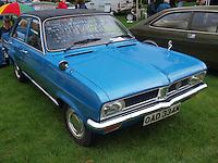 Vauxhall Viva Saloon Cars - 1973