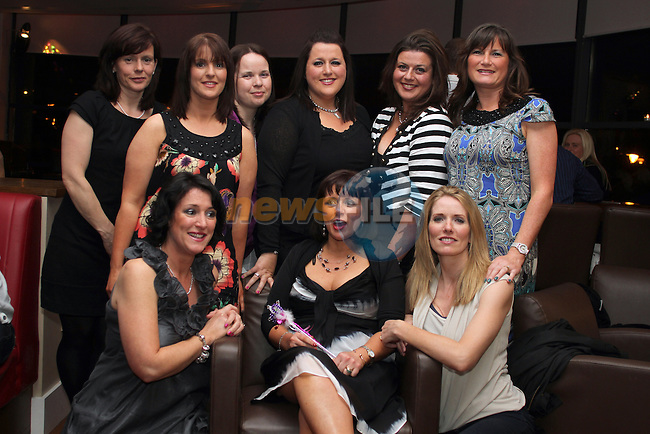 Girls Night Out in Bru....(Photo credit should read Jenny Matthews www.newsfile.ie)....This Picture has been sent you under the conditions enclosed by:.Newsfile Ltd..The Studio,.Millmount Abbey,.Drogheda,.Co Meath..Ireland..Tel: +353(0)41-9871240.Fax: +353(0)41-9871260.GSM: +353(0)86-2500958.email: pictures@newsfile.ie.www.newsfile.ie.