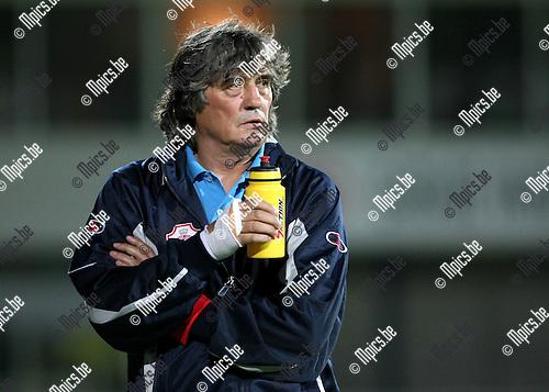 2009-2010 / SK Lierse - Antwerp FC / Ratko Svilar was weer van de party..Foto: Maarten Straetemans (SMB)