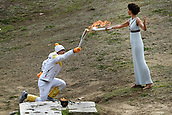 2017 Olympic Torch Lighting Greece Oct 24th