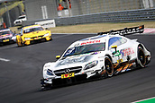 June 17th 2017, Hunaroring, Budapest, Hungary; DTM Motor racing series;  3 Paul di Resta (GBR, HWA AG, Mercedes-AMG C63 DTM)