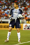 15 May 2004: Tony Meola in the first half. DC United defeated the Kansas City Wizards 1-0 at RFK Stadium in Washington, DC during a regular season Major League Soccer game..