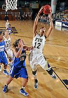 FIU Women's Basketball v. Memphis (12/4/09)