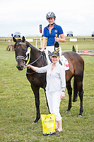 NZL-Charlotte Barraclough: WINNER OF THE TIP AND OUT: 2015 NZL-Puhinui International Three Day Event - presented by Honda NZ (Saturday 12 December: CREDIT: Libby Law COPYRIGHT: LIBBY LAW PHOTOGRAPHY