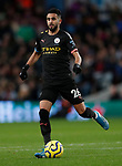 Riyad Marhez of Manchester City during the Premier League match at Villa Park, Birmingham. Picture date: 12th January 2020. Picture credit should read: Darren Staples/Sportimage