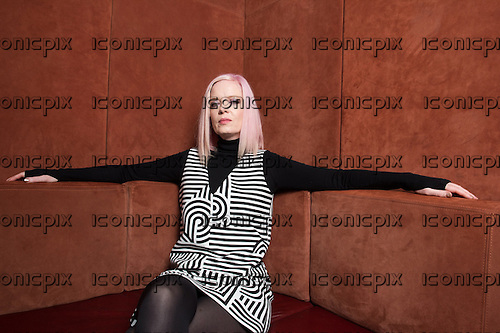 GARBAGE - Shirley Manson - Photosession in Paris France - 13 Apr 2016.  Photo credit: Trip Fontaine/Dalle/IconicPix