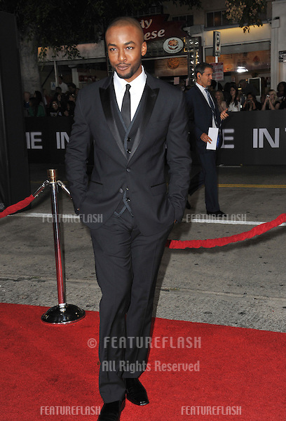 """Collins Pennie at the Los Angeles premiere of hs new movie """"In Time"""" at the Regency Village Theatre, Westwood..October 20, 2011  Los Angeles, CA.Picture: Paul Smith / Featureflash"""